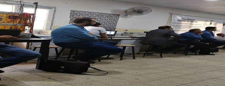 كلية الهندسة تنظم ورشة عمل حول تعلم المفاهيم الأساسية لبرنامجالاوتوكاد