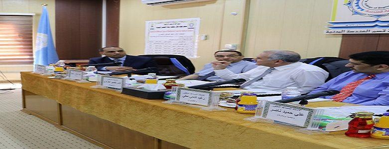 رسالة ماجستير في كلية الهندسة تدرس امكانية استخدام تقنية زيادة طول الفضاء للجسور الخرسانية في العراق